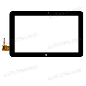 PB116JG2104 KDX. Digitizer Glass Touch Screen Replacement for 11.6 Inch MID Tablet PC