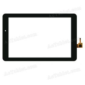 YTG-G10032-F1 Digitizer Glass Touch Screen Replacement for 10.1 Inch MID Tablet PC