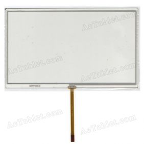 ZCR-1138R1 Digitizer Glass Touch Screen Replacement for 8 Inch MID Tablet PC