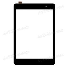 OLM-080C0956-FPC Digitizer Glass Touch Screen Replacement for 8 Inch MID Tablet PC