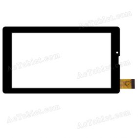 OLM-070A0978-PG Digitizer Glass Touch Screen Replacement for 7 Inch MID Tablet PC