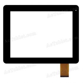 A11120970019_V02 Digitizer Glass Touch Screen Replacement for 9.7 Inch MID Tablet PC