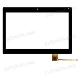 RS10F101T_V1.1 Digitizer Glass Touch Screen Replacement for 10.1 Inch MID Tablet PC