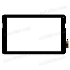 PB101G1F9167 Digitizer Glass Touch Screen Replacement for 10.1 Inch MID Tablet PC