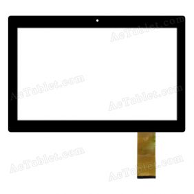 JQ10008FP-01/2014.2.21 W Digitizer Glass Touch Screen Replacement for 8 Inch MID Tablet PC