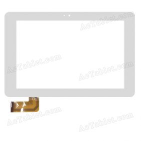 MT89007-V0 Digitizer Glass Touch Screen Replacement for 8.9 Inch MID Tablet PC