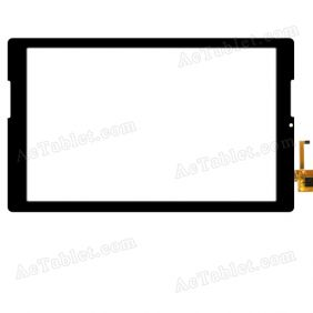 OLM-101C0878-FPC Digitizer Glass Touch Screen Replacement for 10.1 Inch MID Tablet PC