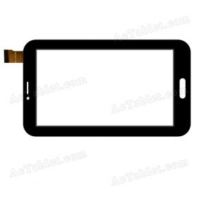 YDT1317-A0 Digitizer Glass Touch Screen Replacement for 7 Inch MID Tablet PC