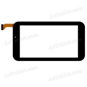 Z7Z287-A Digitizer Glass Touch Screen Replacement for 7 Inch MID Tablet PC