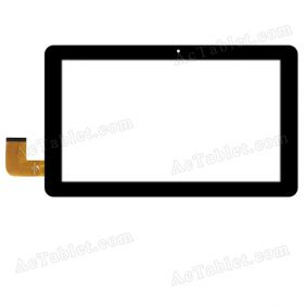PB116JG2488 Digitizer Glass Touch Screen Replacement for 11.6 Inch MID Tablet PC