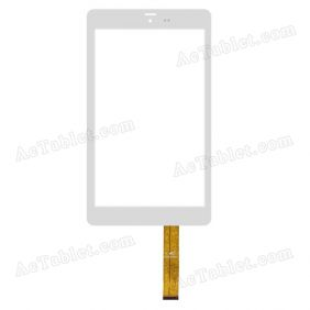 PB80JG2564 Digitizer Glass Touch Screen Replacement for 8 Inch MID Tablet PC