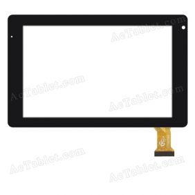 GT70M7068 Digitizer Glass Touch Screen Replacement for 7 Inch MID Tablet PC