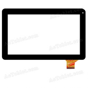 JQ10016-FP-01 Digitizer Glass Touch Screen Replacement for 10.1 Inch MID Tablet PC