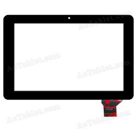 JQ10015-FP-01 Digitizer Glass Touch Screen Replacement for 10.1 Inch MID Tablet PC