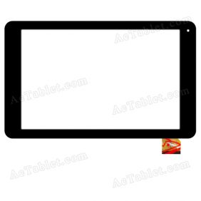 OLM-101C0832-GG VER.2 Digitizer Glass Touch Screen Replacement for 10.1 Inch MID Tablet PC