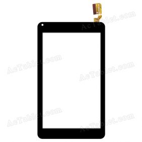 OLM-070A0120-PG Digitizer Glass Touch Screen Replacement for 7 Inch MID Tablet PC