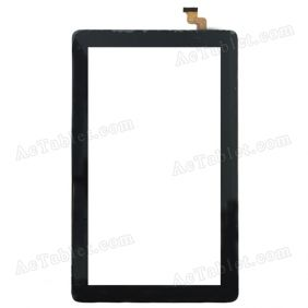 DH-1044A1-FPC153 Digitizer Glass Touch Screen Replacement for 10.1 Inch MID Tablet PC