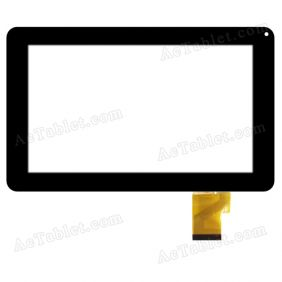 FHF90014 Digitizer Glass Touch Screen Replacement for 9 Inch MID Tablet PC