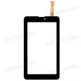 DXP2-0187-070C V3.0 Digitizer Glass Touch Screen Replacement for 7 Inch MID Tablet PC