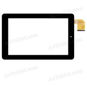 PB89JG2932-R1 Digitizer Glass Touch Screen Replacement for 8.9 Inch MID Tablet PC