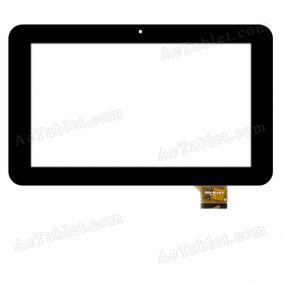 KB909-MF-638-P  Digitizer Glass Touch Screen Replacement for 9 Inch MID Tablet PC