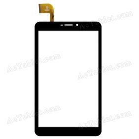 HK80DR2840 Digitizer Glass Touch Screen Replacement for 8 Inch MID Tablet PC