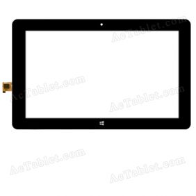PB116JG3048 Digitizer Glass Touch Screen Replacement for 11.6 Inch MID Tablet PC