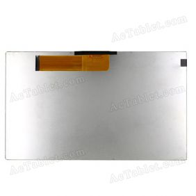 31400601107 LCD Display Screen Replacement for 10.1 Inch Android Tablet PC