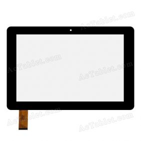 Touch Screen Replacement for Astro Tab A10 2ABQ6-A10 10 Inch Octa Core Tablet PC