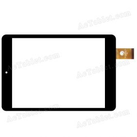 Touch Screen Replacement for Leotec L-Pad Mini Atom LETAB78502 Dual Core 7.85 Inch Tablet PC