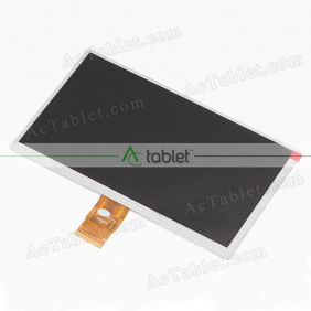MF0901595001A LCD Display Screen Replacement for 9 Inch Tablet PC