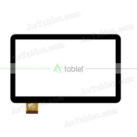 PB70DR8143 Digitizer Glass Touch Screen Replacement for 7 Inch MID Tablet PC