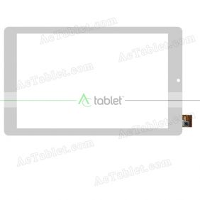 10112-0A5769C Digitizer Glass Touch Screen Replacement for 10.1 Inch MID Tablet PC