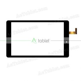 ACE-PG8.0B-437-FPC Digitizer Glass Touch Screen Replacement for 7.85 Inch MID Tablet PC