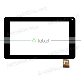 300-N4277A-B00 Digitizer Glass Touch Screen Replacement for 7 Inch MID Tablet PC