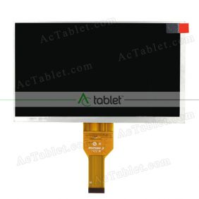 FPC0703001-B LCD Display Screen Replacement for 7 Inch Tablet PC