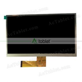 txr-L101h40 LCD Display Screen Replacement for 10.1 Inch Android Tablet PC