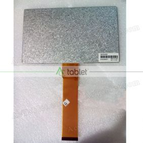 KR070PJ3T LCD Display Screen Replacement for 7 Inch Tablet PC