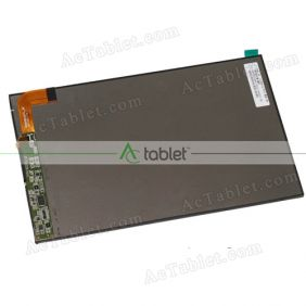 Replacement S080B02V21_HF LCD Display Screen for 8 Inch MID Tablet PC