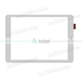 PB97JG2329-R1 Digitizer Glass Touch Screen Replacement for 9.7 Inch MID Tablet PC