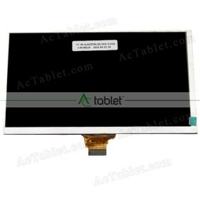 YQL070DMP-IPS-N LCD Display Screen Replacement for 7 Inch Tablet PC
