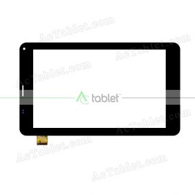 10112-0A5033A Digitizer Glass Touch Screen Replacement for 7 Inch MID Tablet PC