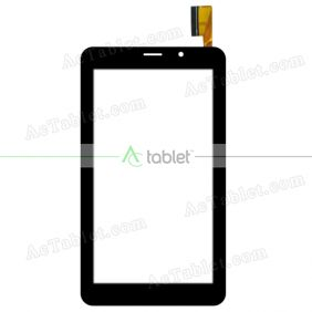 FPC-C070T1224AA0 Digitizer Glass Touch Screen Replacement for 7 Inch MID Tablet PC