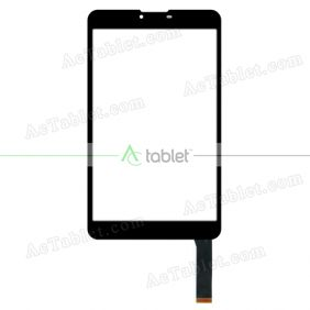 UP080375A1-V0 Digitizer Glass Touch Screen Replacement for 8 Inch MID Tablet PC