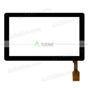BSR028-V3 Digitizer Glass Touch Screen Replacement for 7 Inch MID Tablet PC