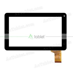 147-B BLX Digitizer Glass Touch Screen Replacement for 9 Inch MID Tablet PC