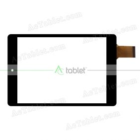 F38114A J Digitizer Glass Touch Screen Replacement for 7.8 Inch MID Tablet PC