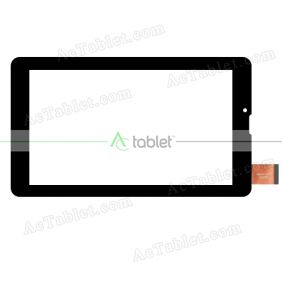 MGLCTP-70771 261AFPC Digitizer Glass Touch Screen Replacement for 7 Inch MID Tablet PC
