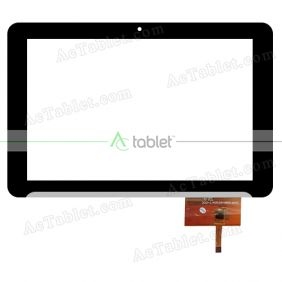 300-L4052G-A00 MHS Digitizer Glass Touch Screen Replacement for 10.1 Inch MID Tablet PC
