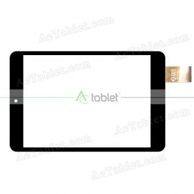 300-N4542B-B00 Digitizer Glass Touch Screen Replacement for 7.9 Inch MID Tablet PC